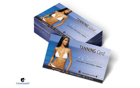 Tanning Card